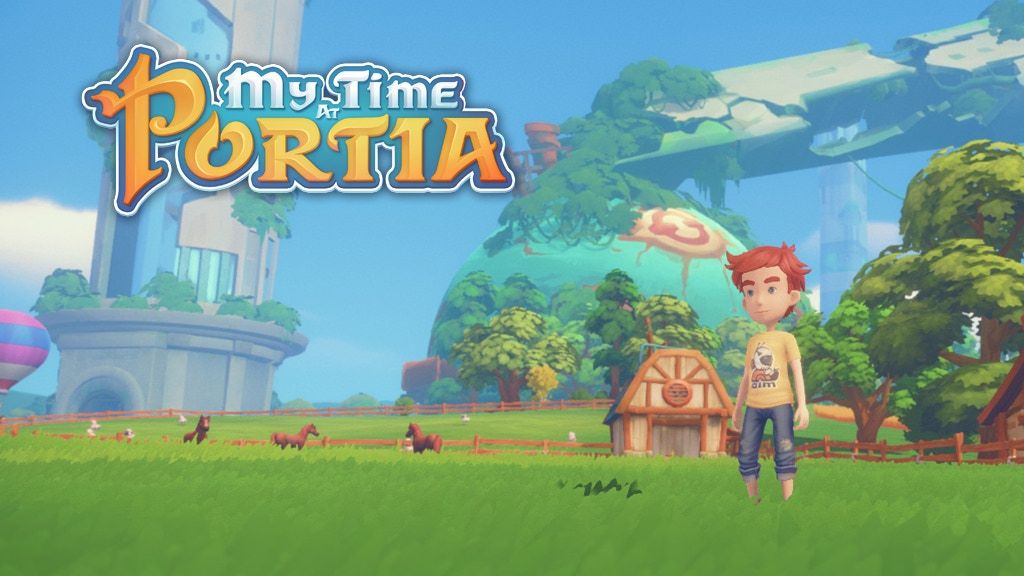 My Time At Portia db