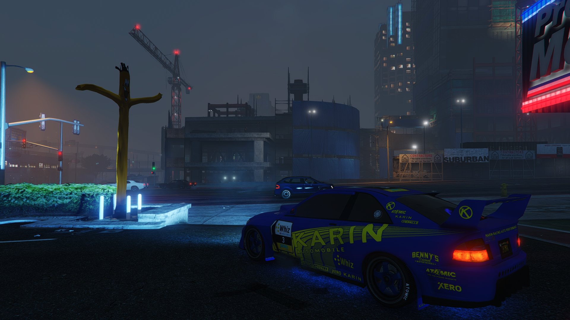 GTA V Online Sultan