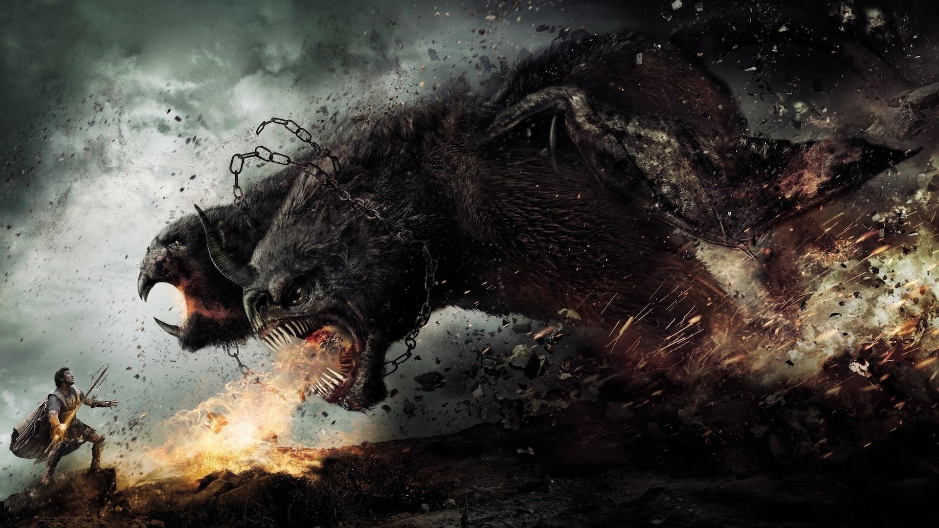Wrath of the Titans - netflix