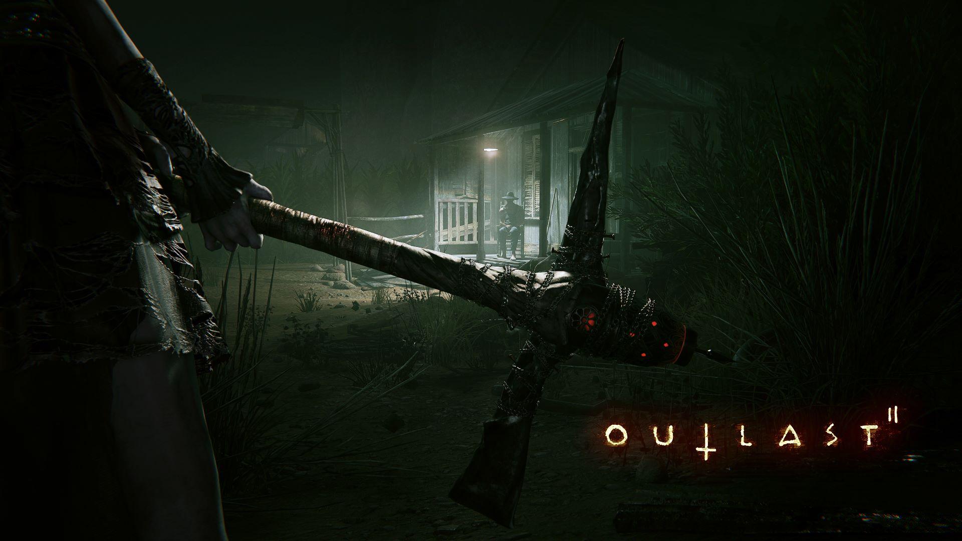 Requisitos de Outlast 2