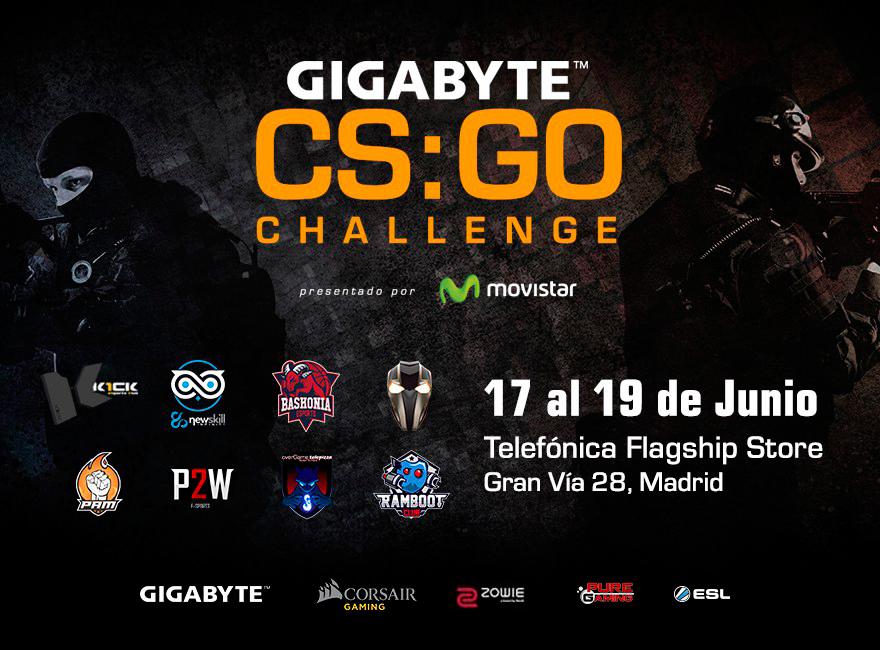 gigabyte CSGO Challenge v2