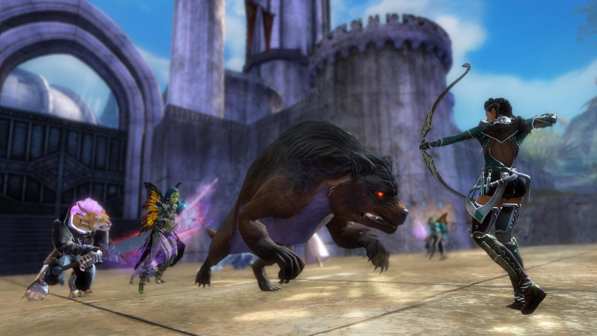 guild wars 2 fortaleza fieles