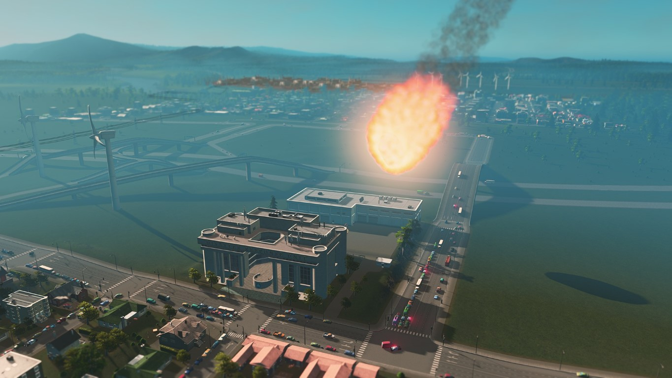 Cities: Skylines Natural Disasters 2