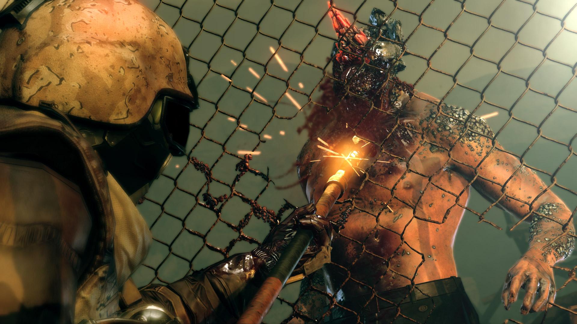 Metal Gear Survive 1