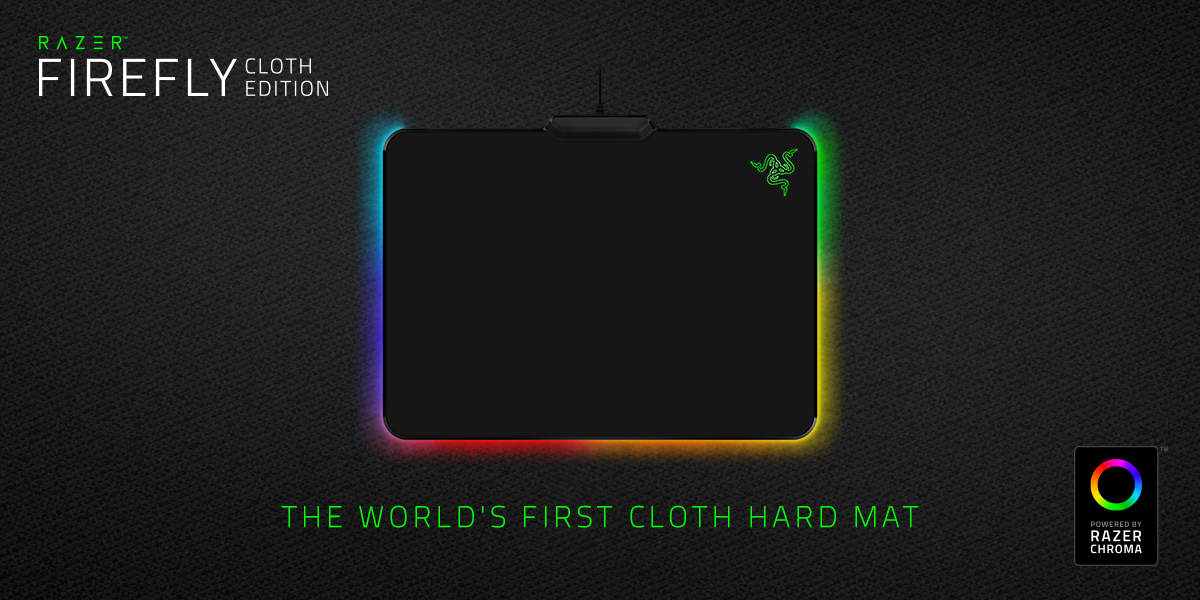 Razer Firefly Cloth Edition ban
