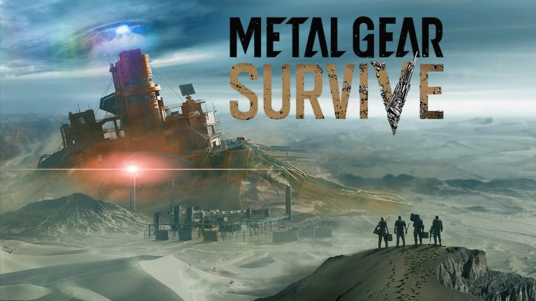 Requisitos de Metal Gear Survive