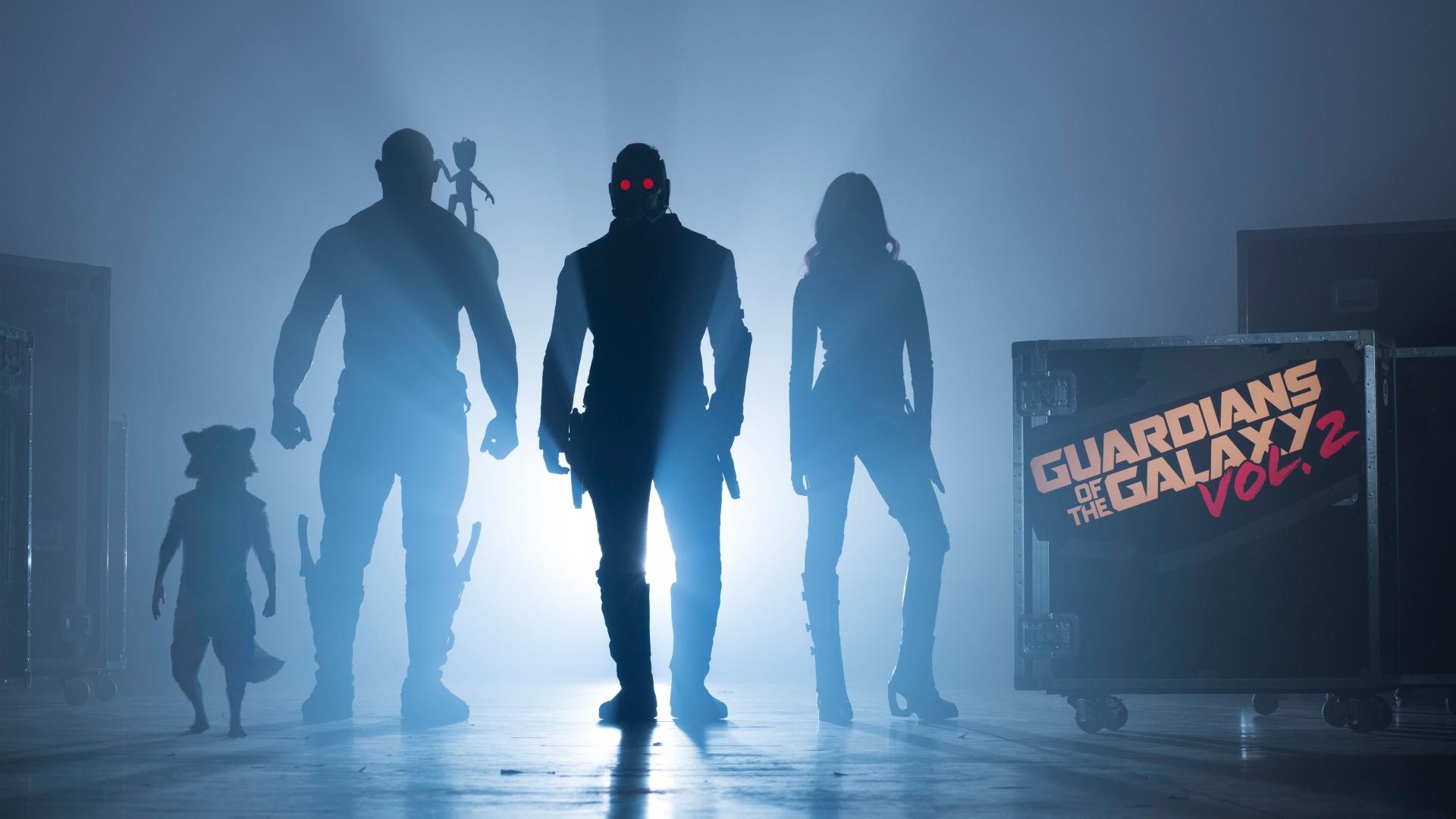 Guardianes de la Galaxia Vol. 2 ban1