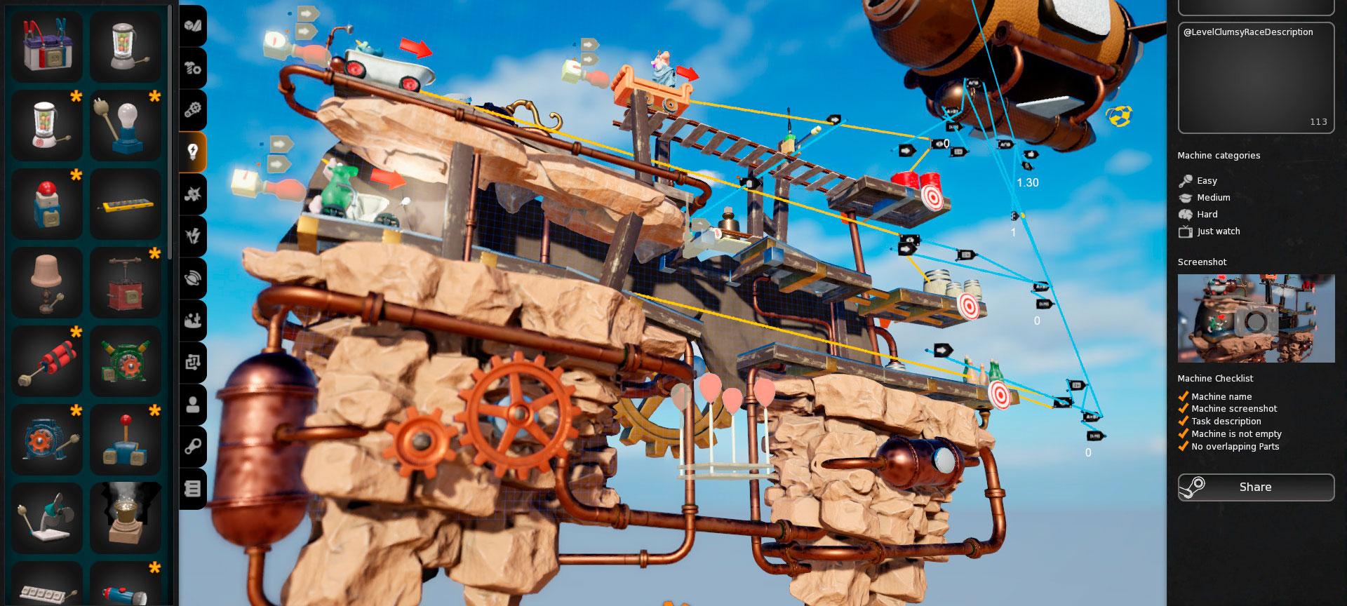 Crazy Machines 3 Análisis 5