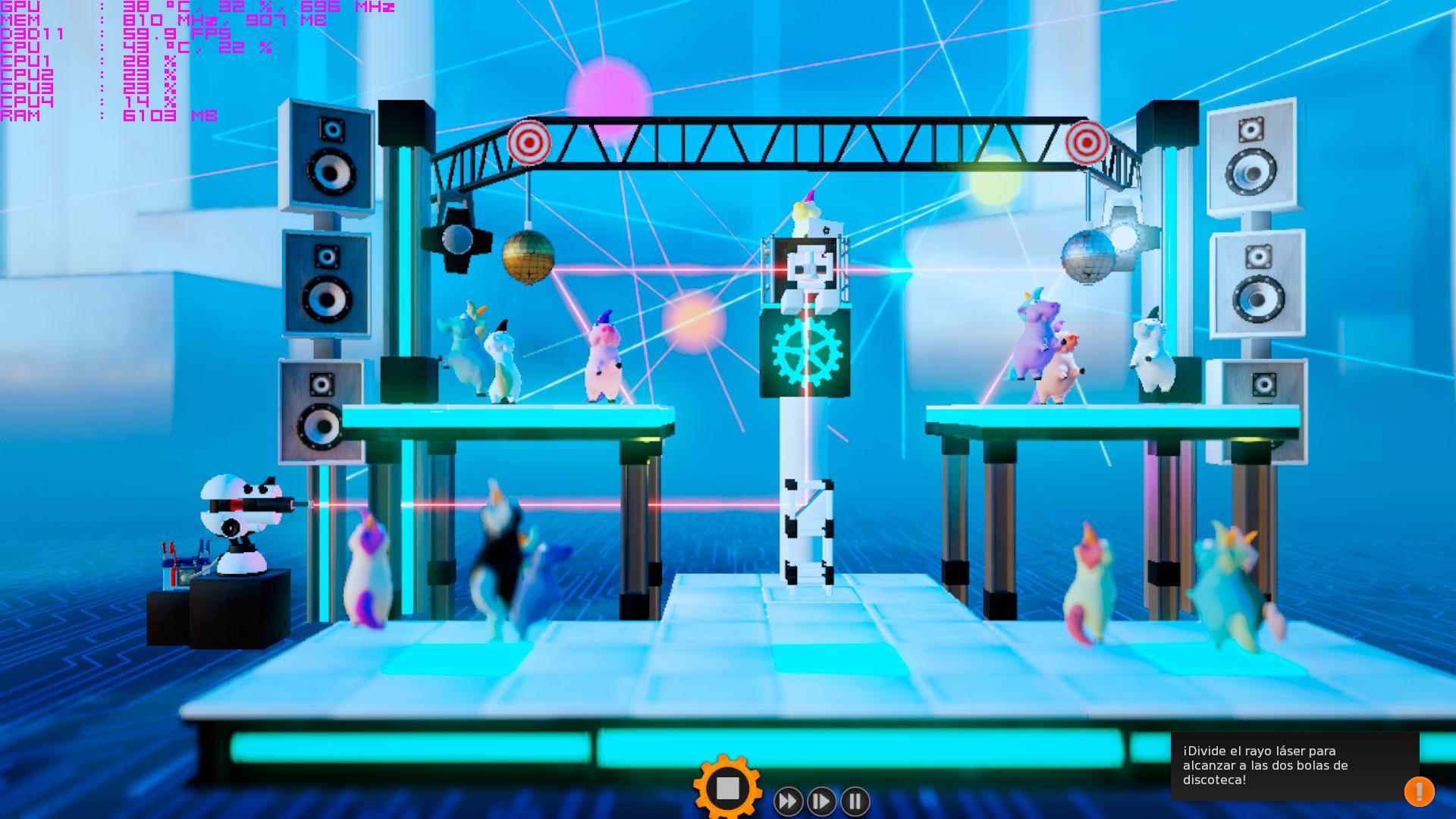Crazy Machines 3 Análisis Bajo 1
