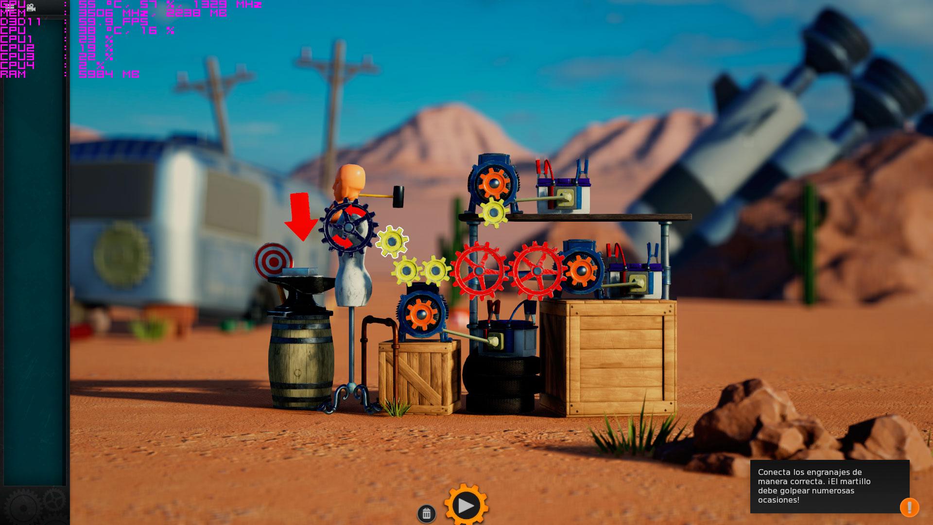 Crazy Machines 3 Análisis Ultra 3
