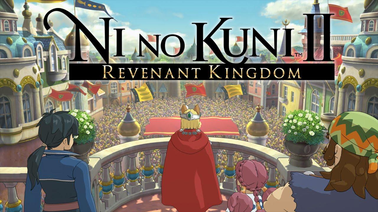 requisitos de Ni no Kuni II: Revenant Kingdom
