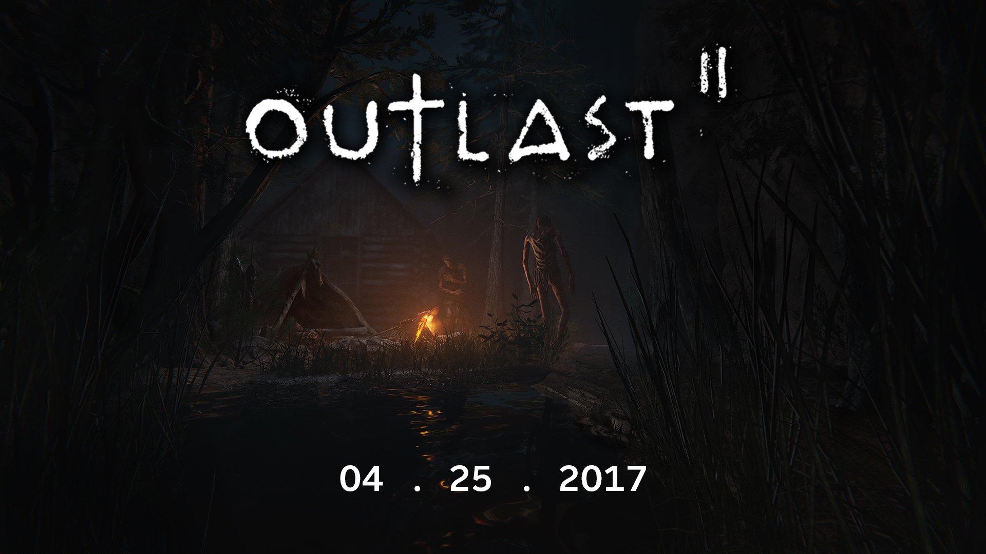 Outlast 2 Release Date