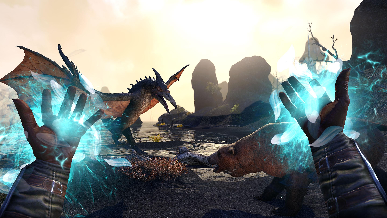 TESO Morrowind - Warden