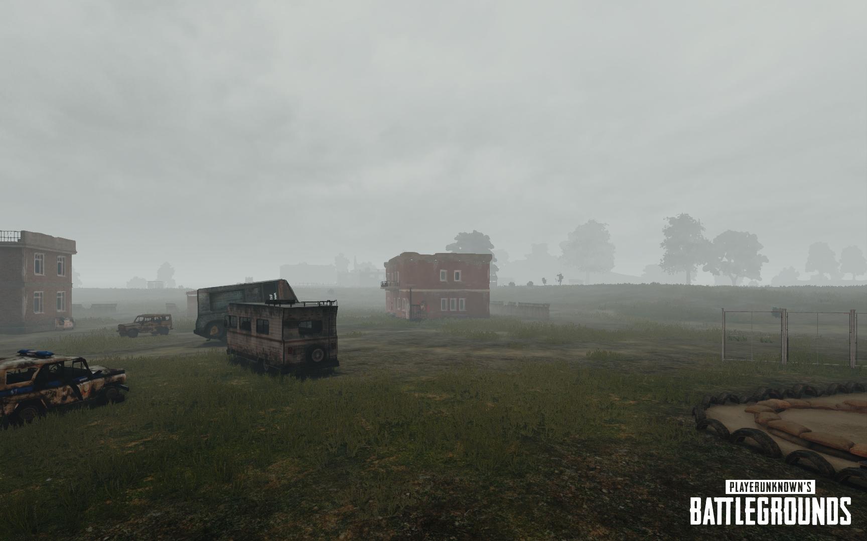 quinta semana de Playerunknown's Battlegrounds