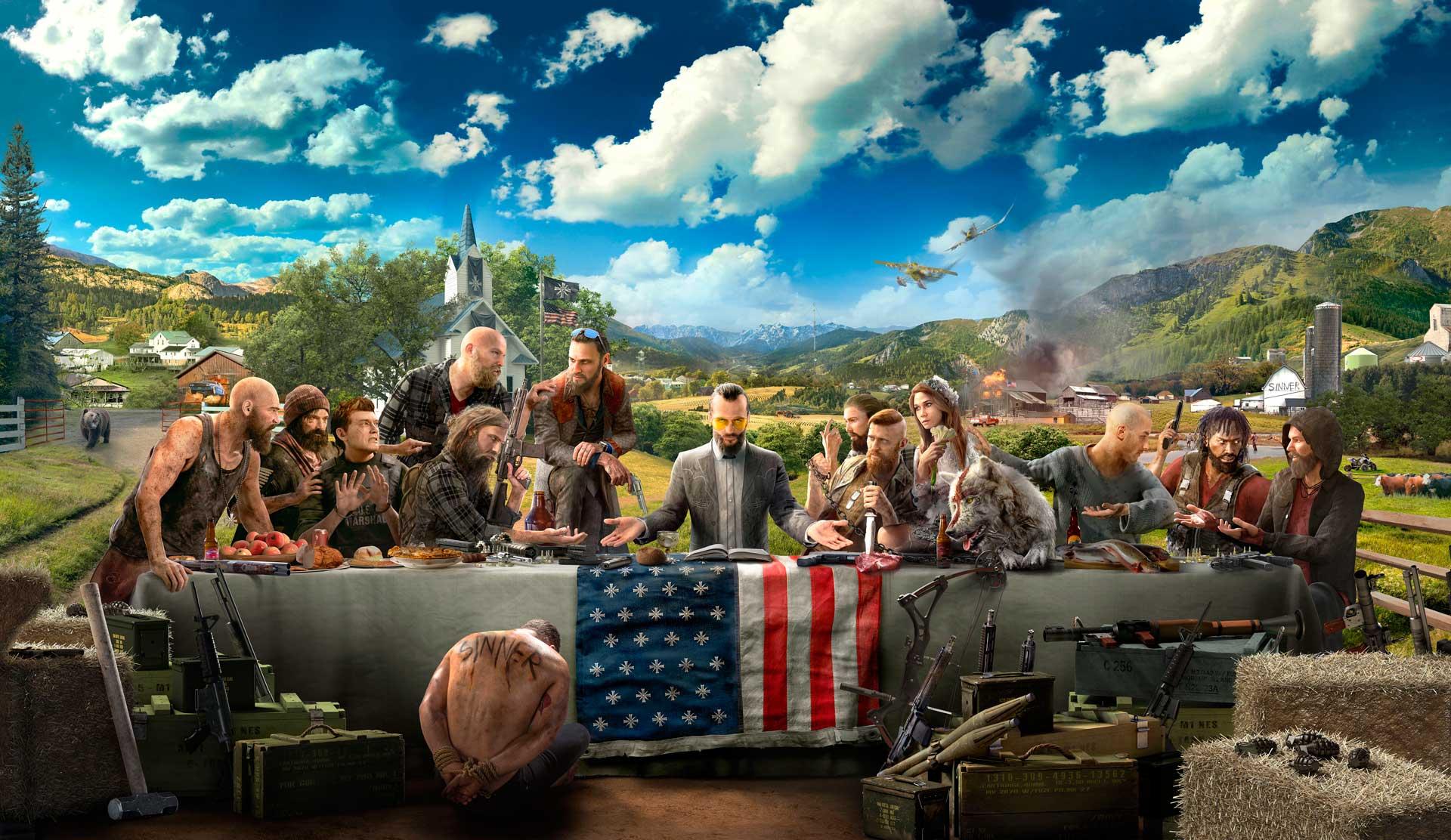 Requisitos de Far Cry 5