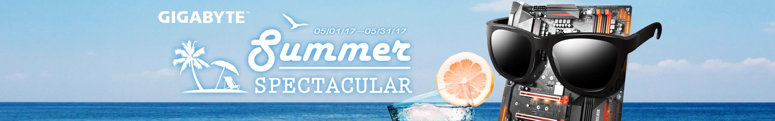 Summer Spectacular 2017