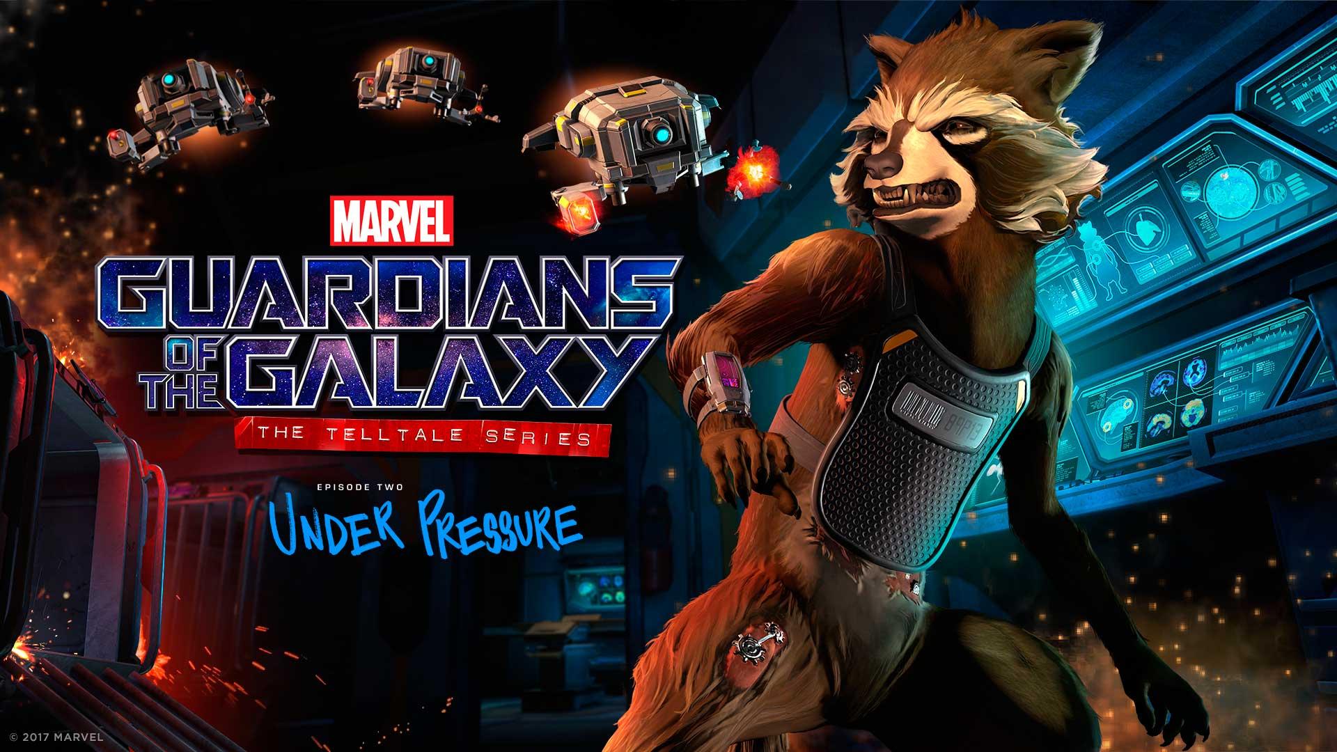 segundo episodio de Guardians of the Galaxy: The Telltale Series