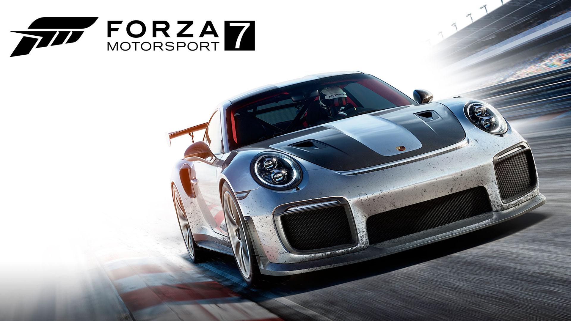 requisitos de Forza Motorsport 7
