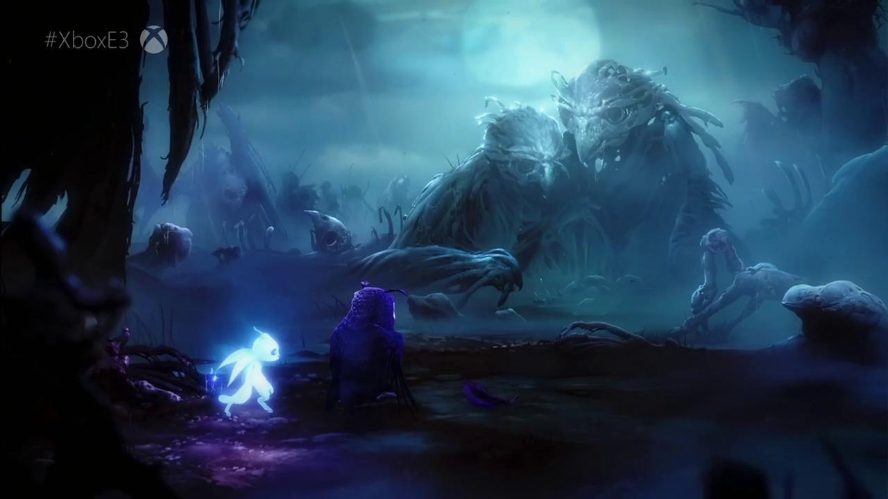 anunciado Ori and the Will of the Wisps