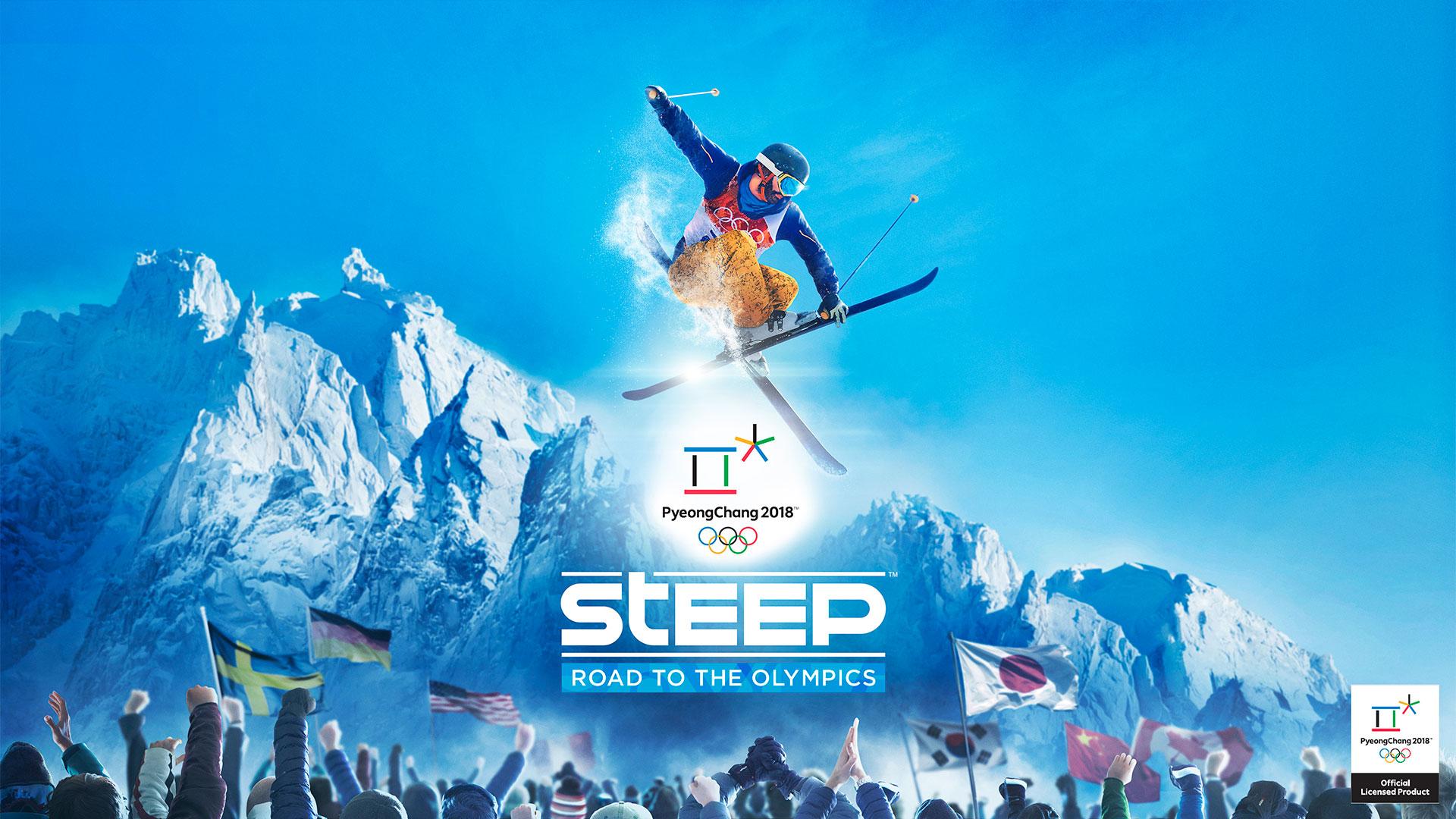 beta abierta de Steep Camino a las Olimpiadas