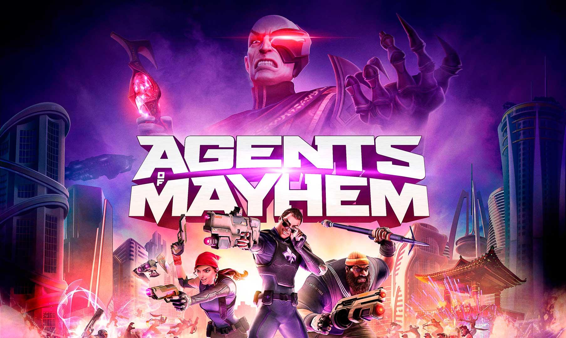 requisitos de Agents of Mayhem