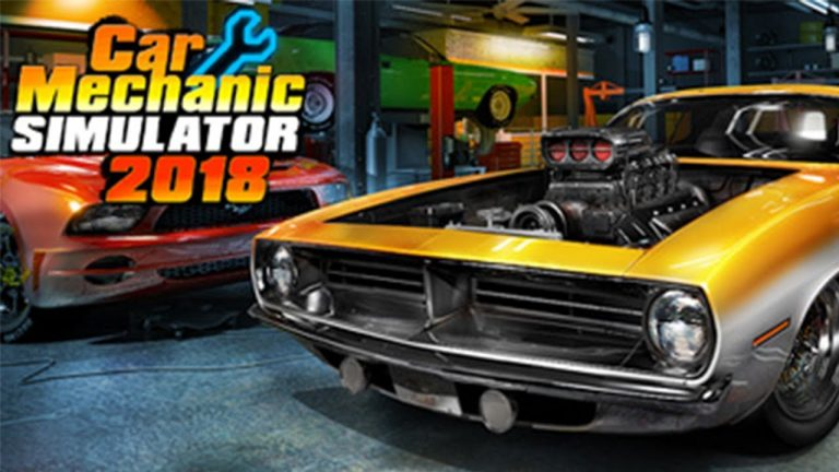 Requisitos de Car Mechanic Simulator 2018