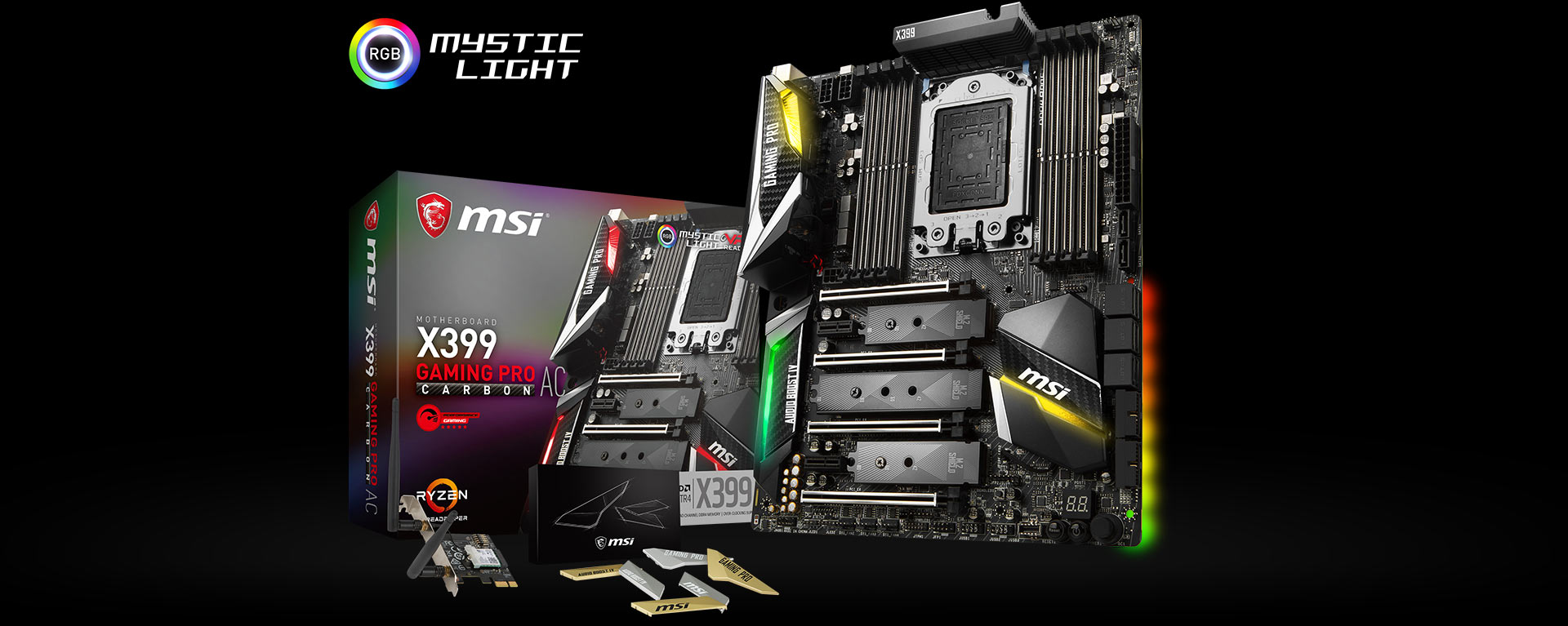 X399 Gaming Pro Carbon AC
