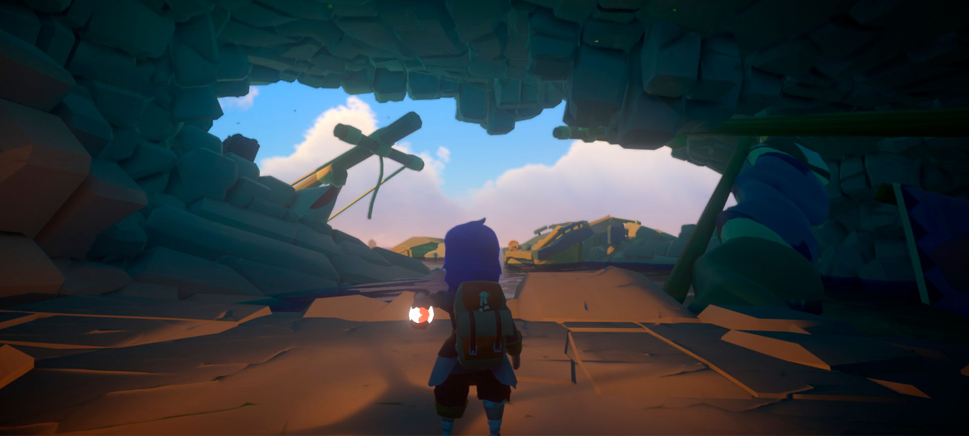 Yonder The Cloud Catcher Chronicles Análisis Texto 1