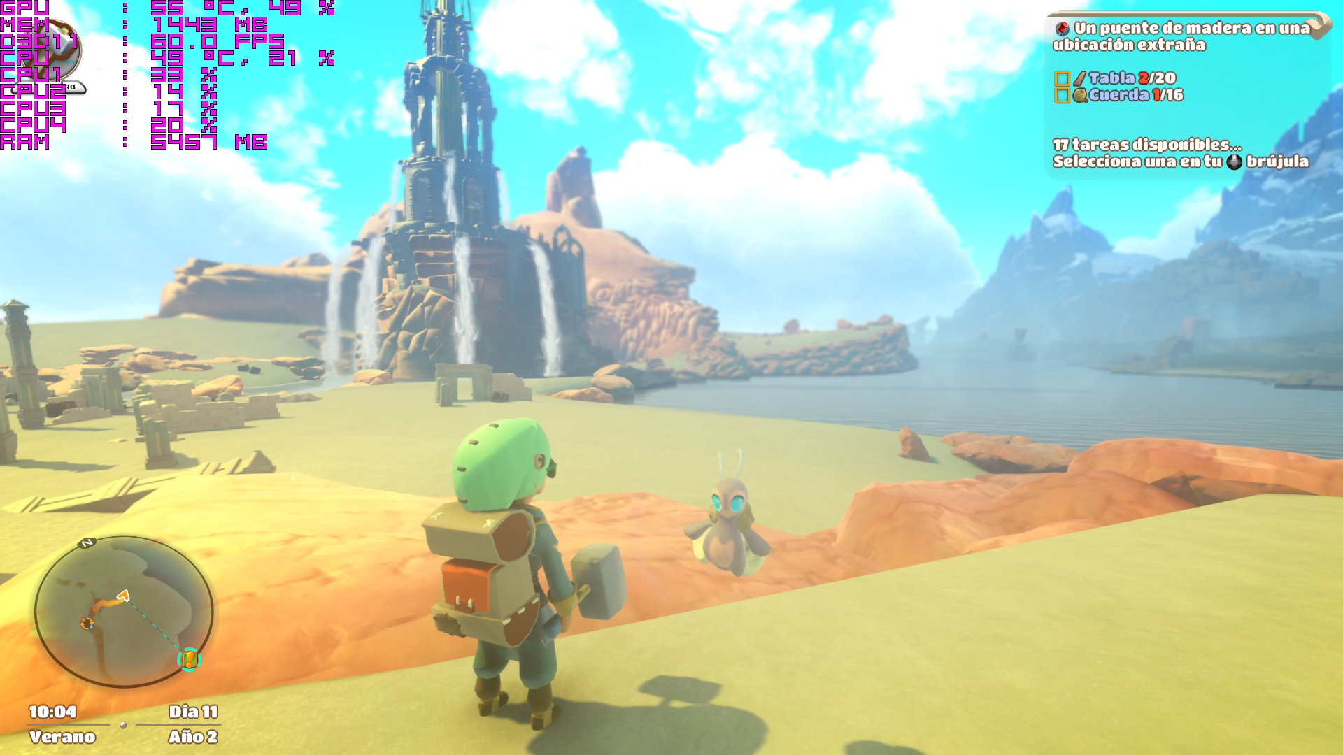Yonder The Cloud Catcher Chronicles Análisis Ultra 1