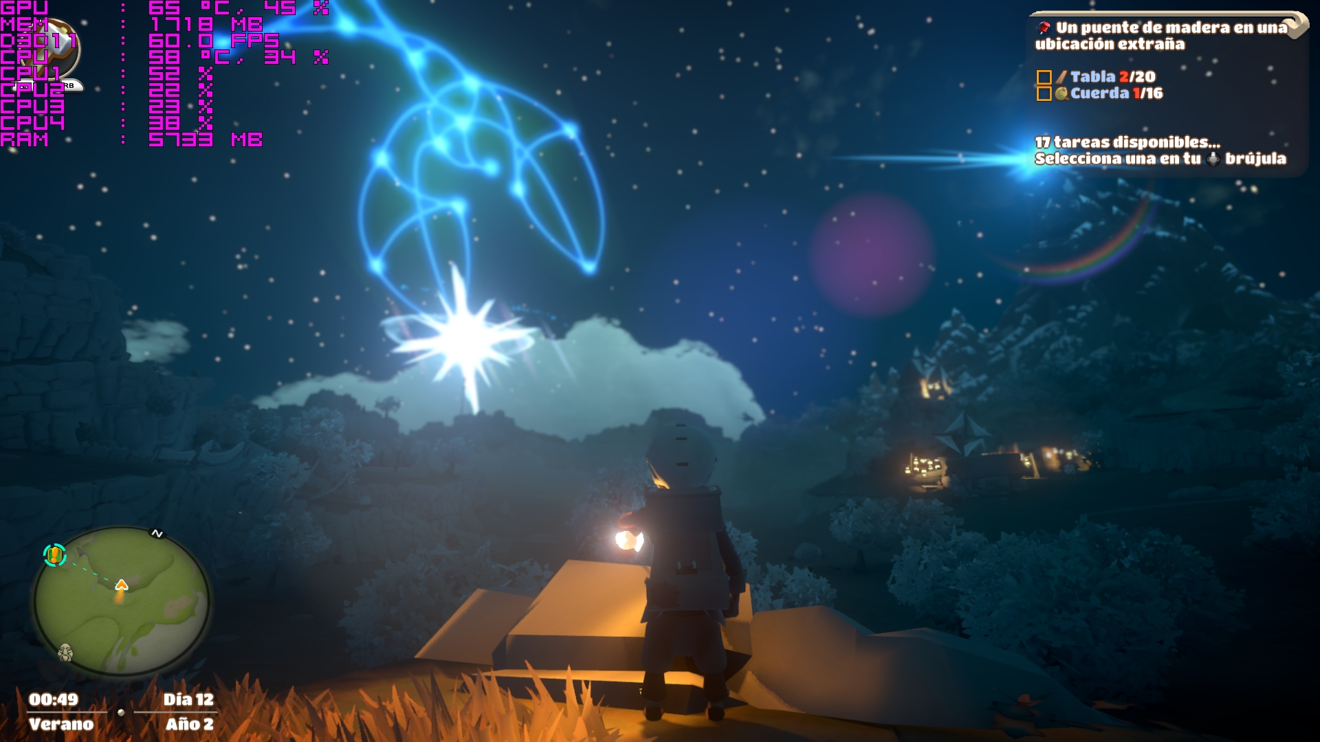 Yonder The Cloud Catcher Chronicles Análisis Ultra 2