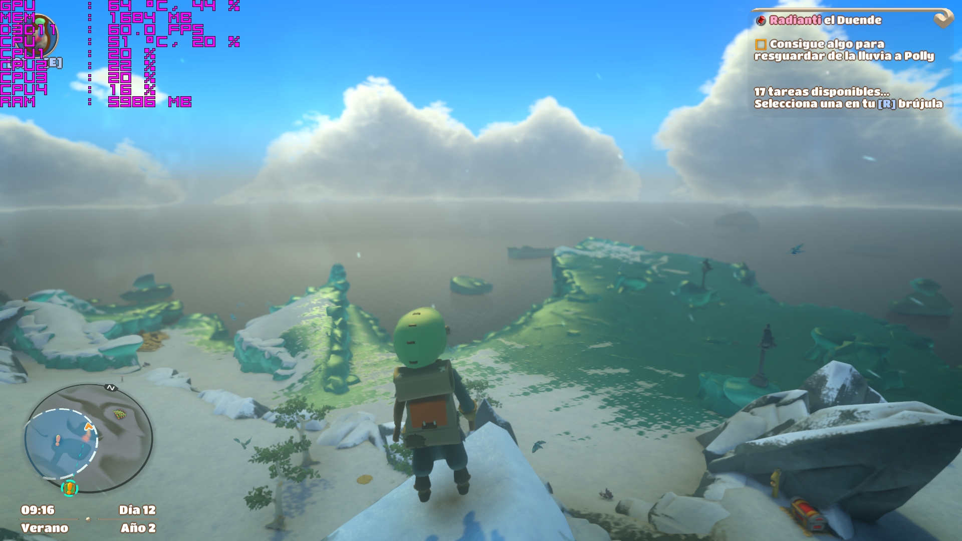 Yonder The Cloud Catcher Chronicles Análisis Ultra 3
