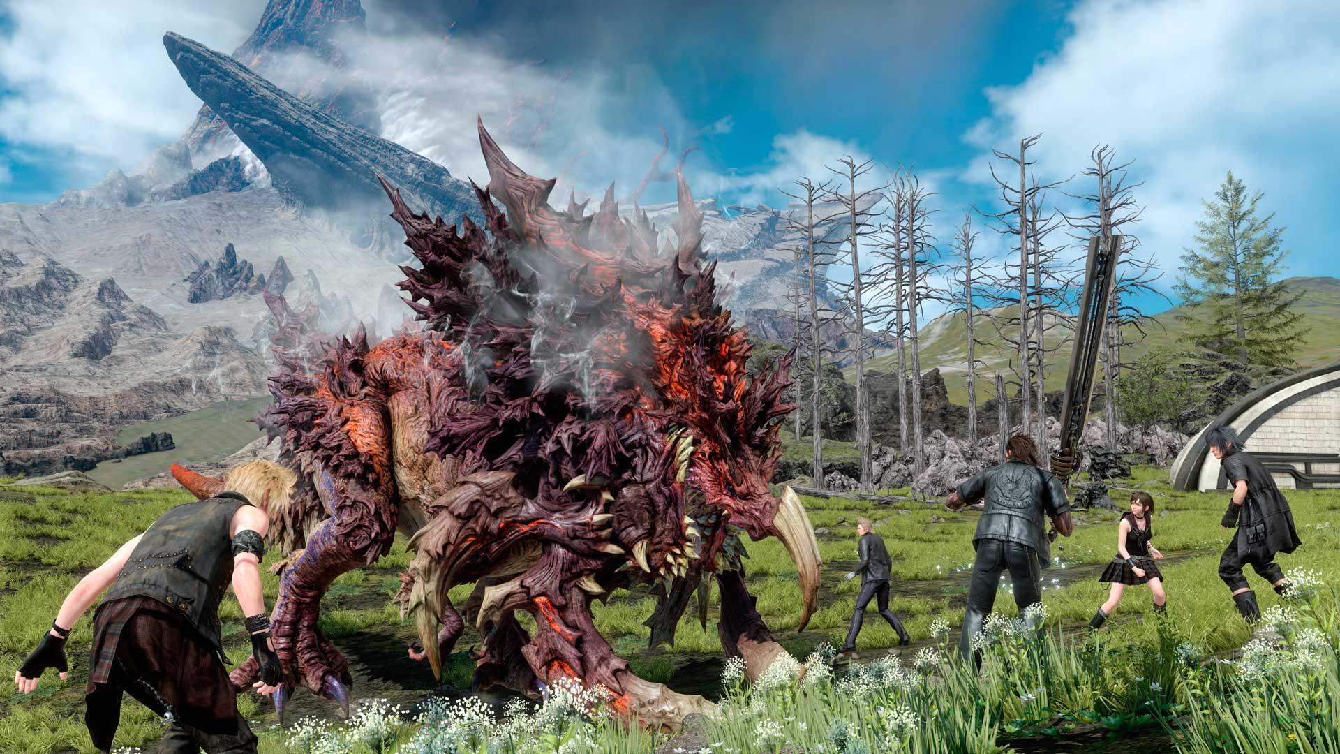 Final Fantasy XV estará disponible en PC