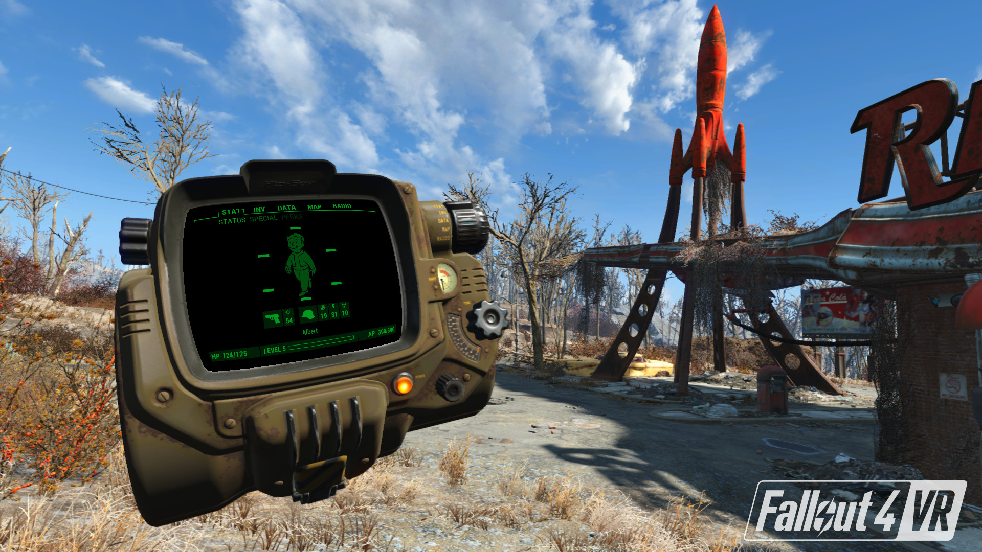 [VR] Fallout 4 VR