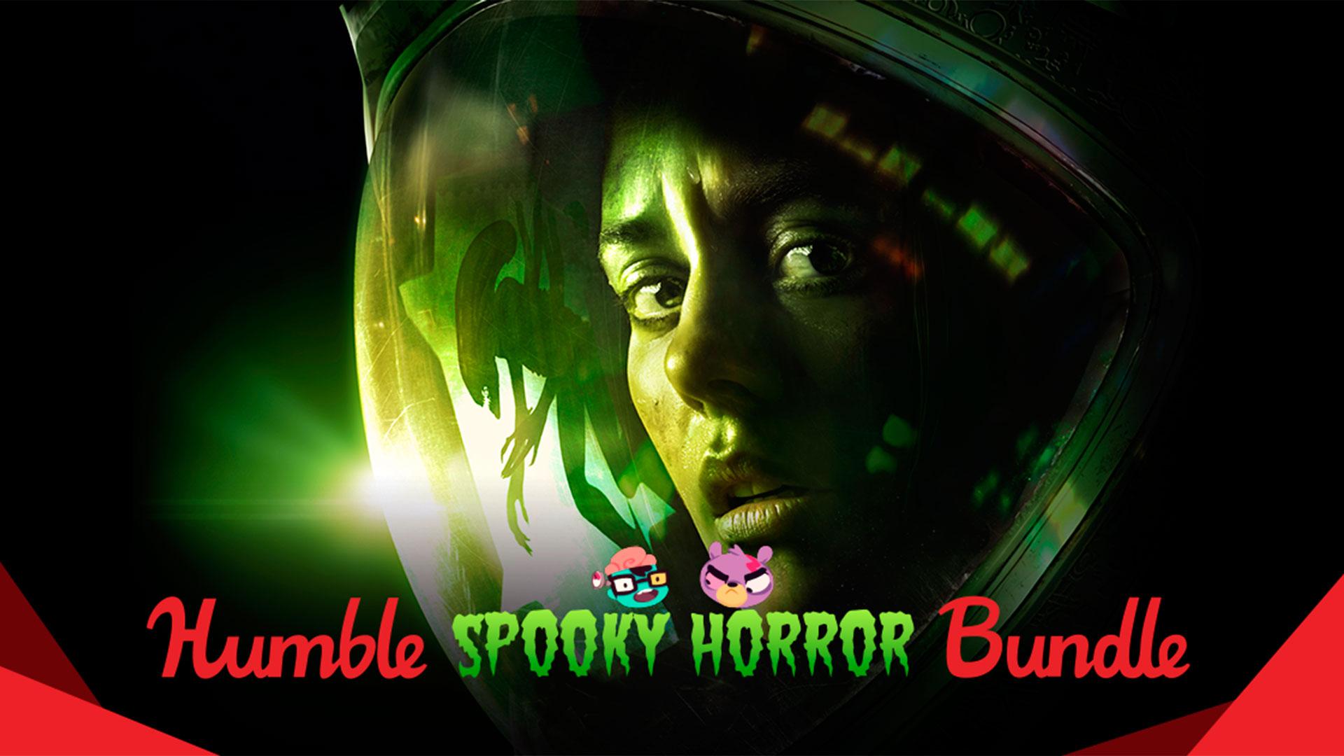Humble Spooky Horror Bundle