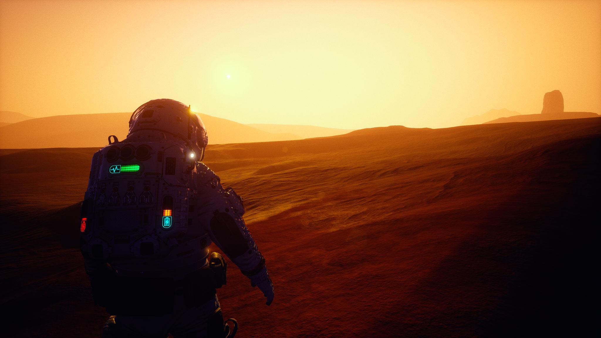 JCB Pioneer: Mars estará disponible en Early Access