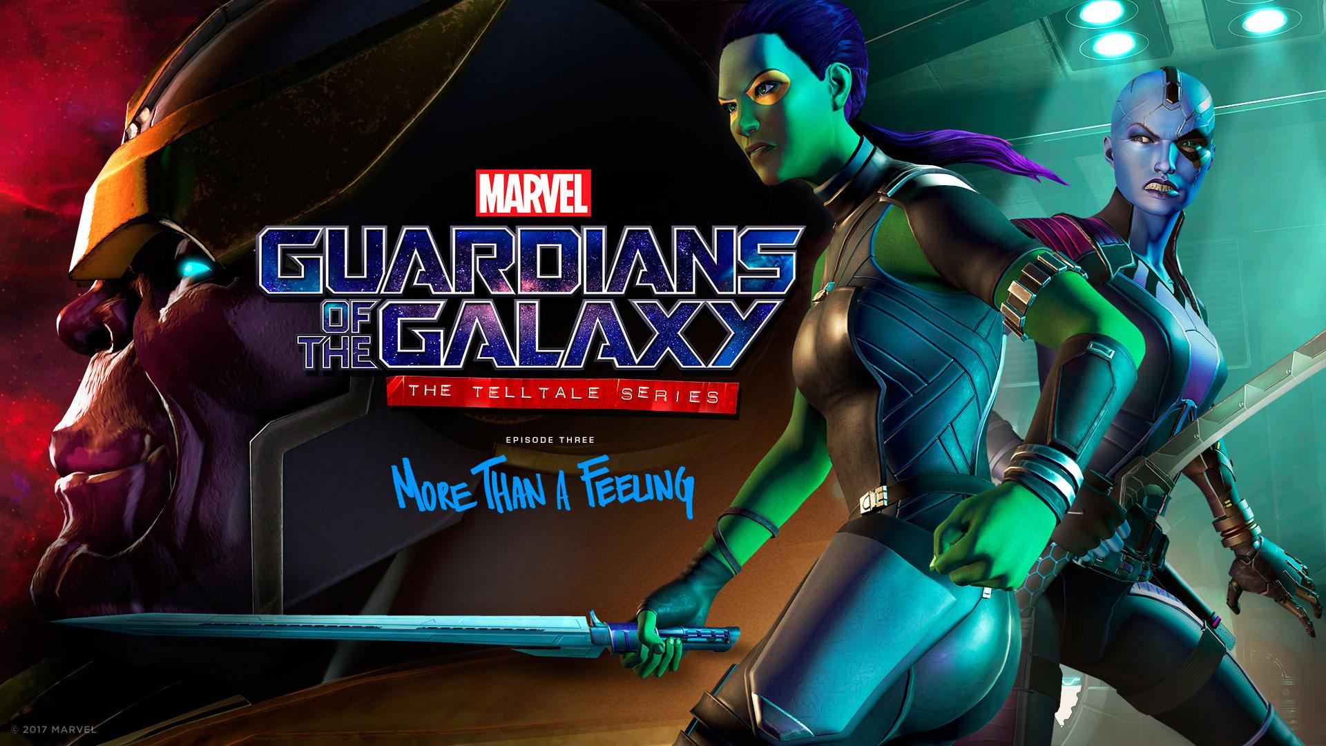 episodio 3 de Guardians of the Galaxy