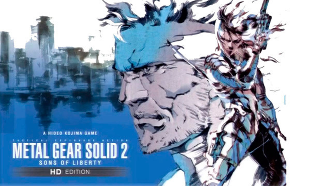 Metal Gear Solid 2: Sons of Liberty HD Edition