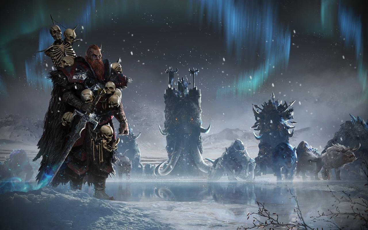 Razas Norsca en Total War Warhammer
