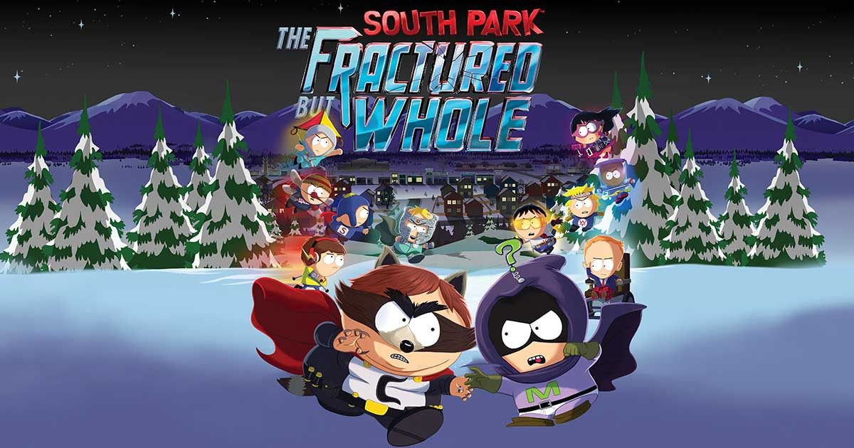 Requisitos de South Park: Retaguardia en peligro