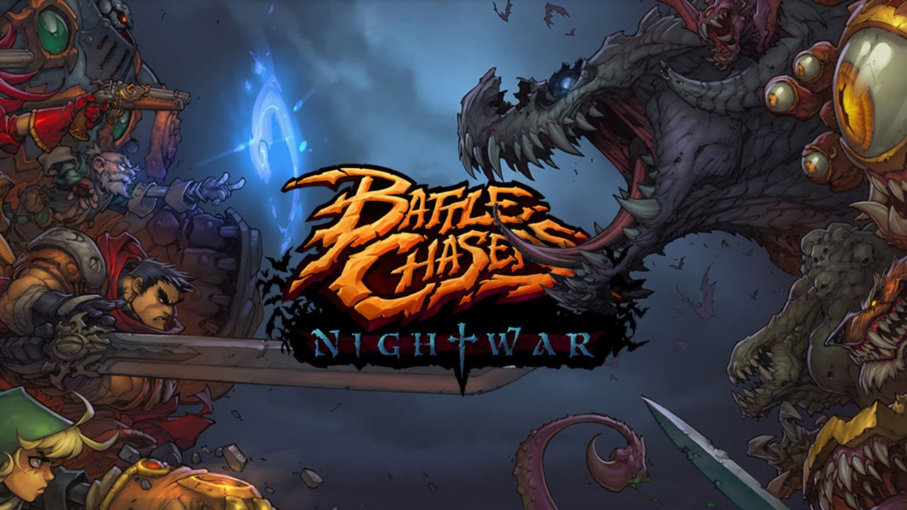 Requisitos de Battle Chasers: Nightwar
