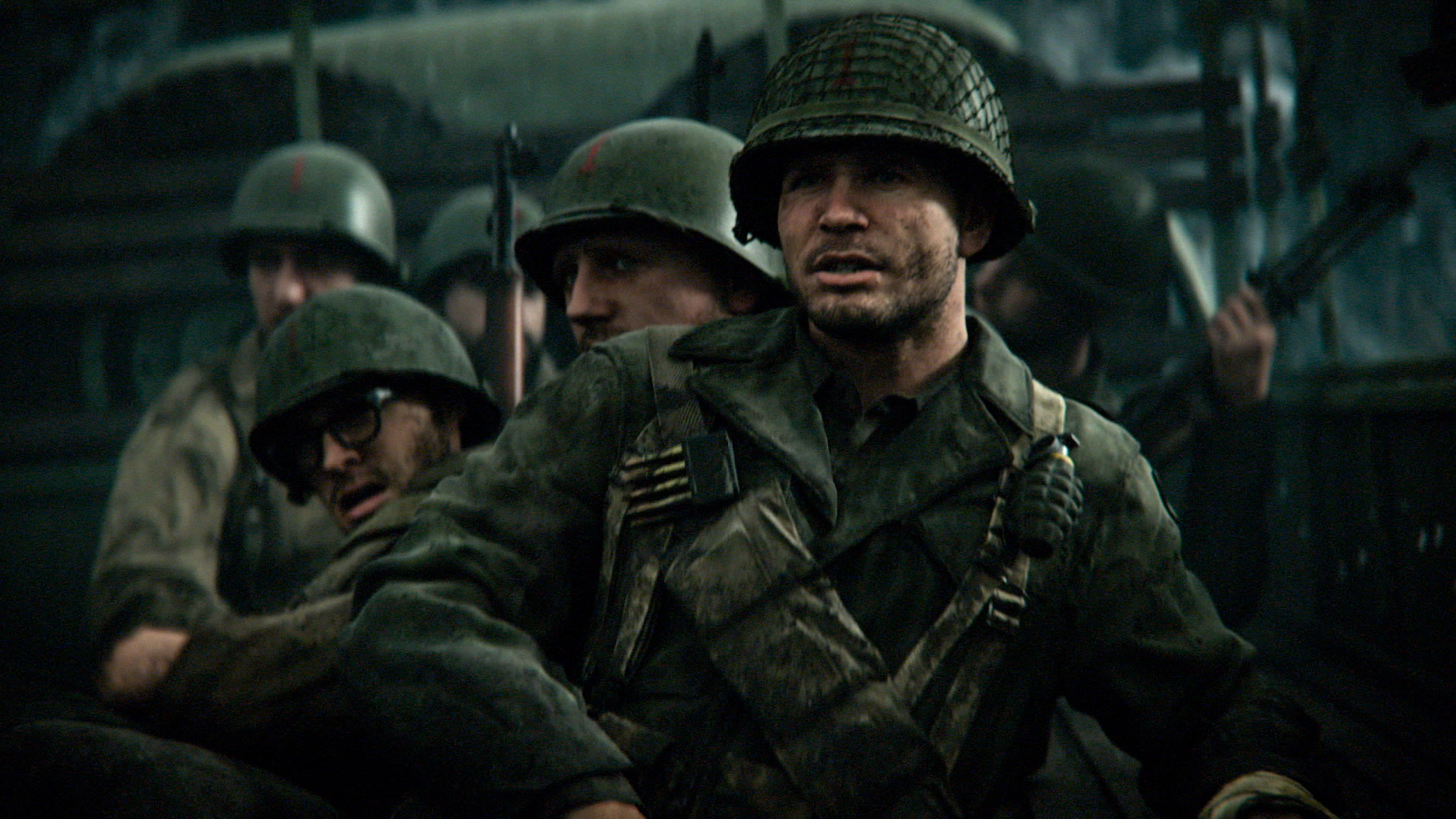 modo campaña de Call of Duty WWII