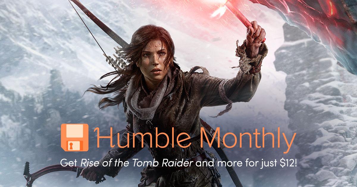 Humble Monthly Bundle de octubre 2
