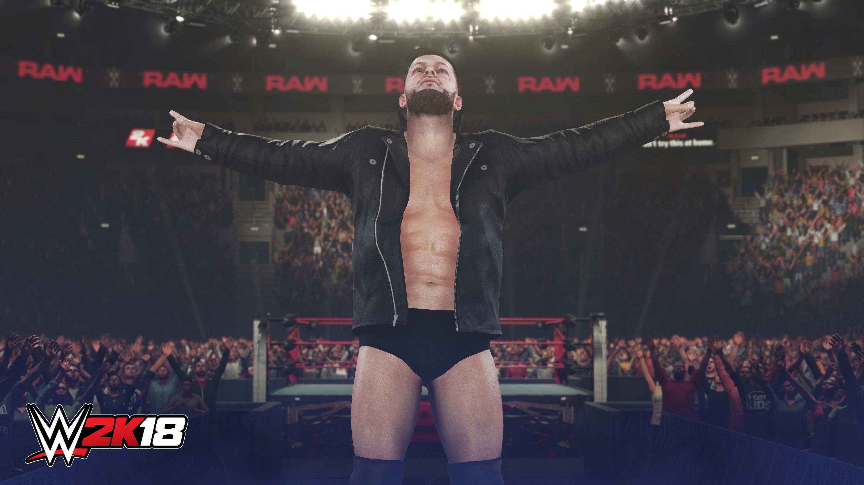 edición de PC de WWE 2K18
