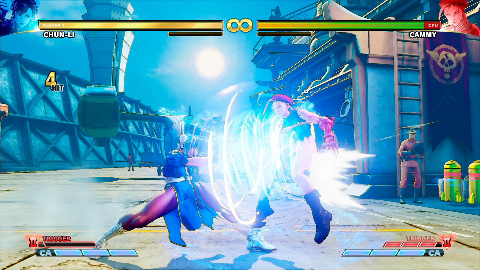 anunciado el Street Fighter V: Arcade Edition