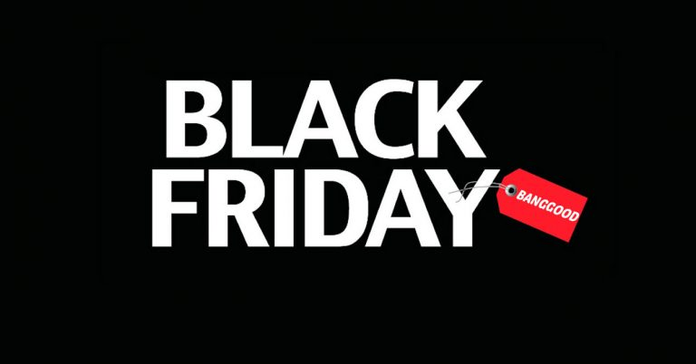 Black Friday 2017 de Banggood