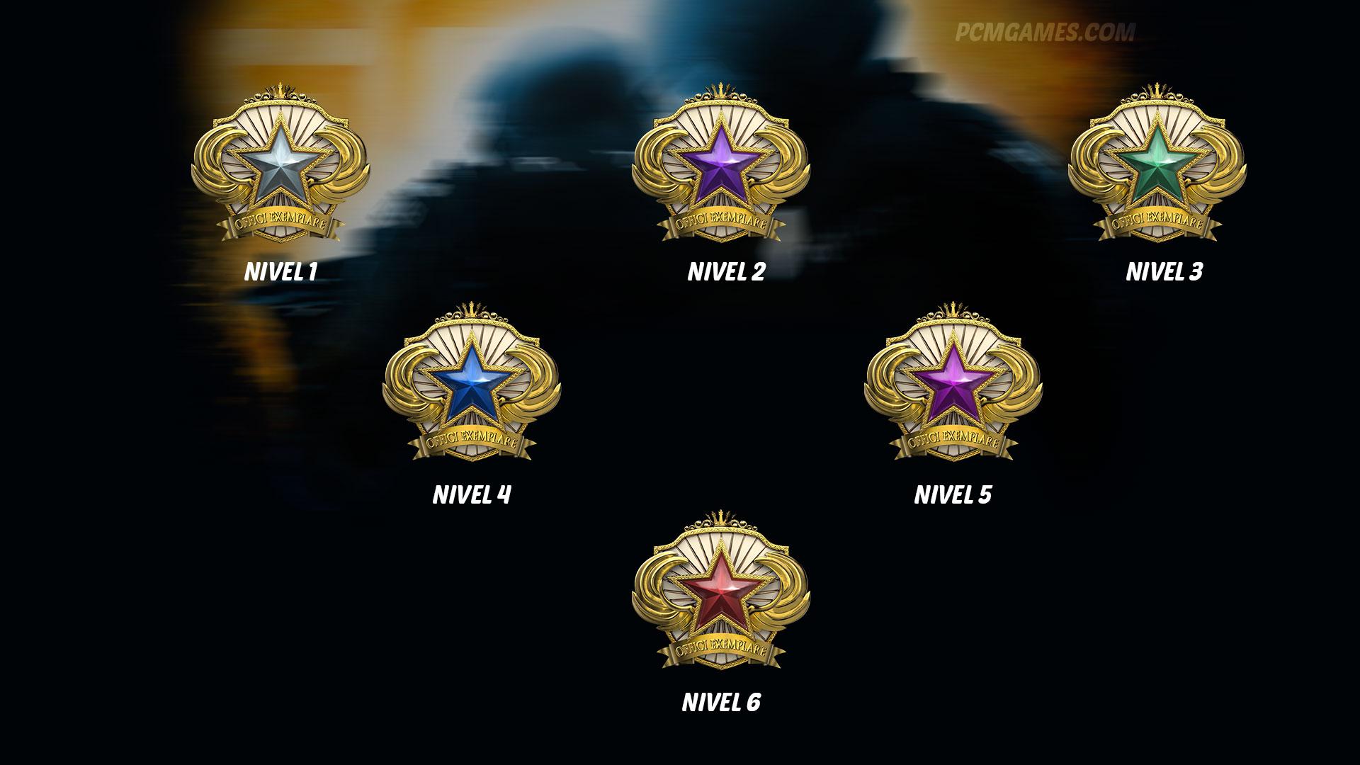 Medallas de servicio 2018 de Counter Strike: Global Offensive