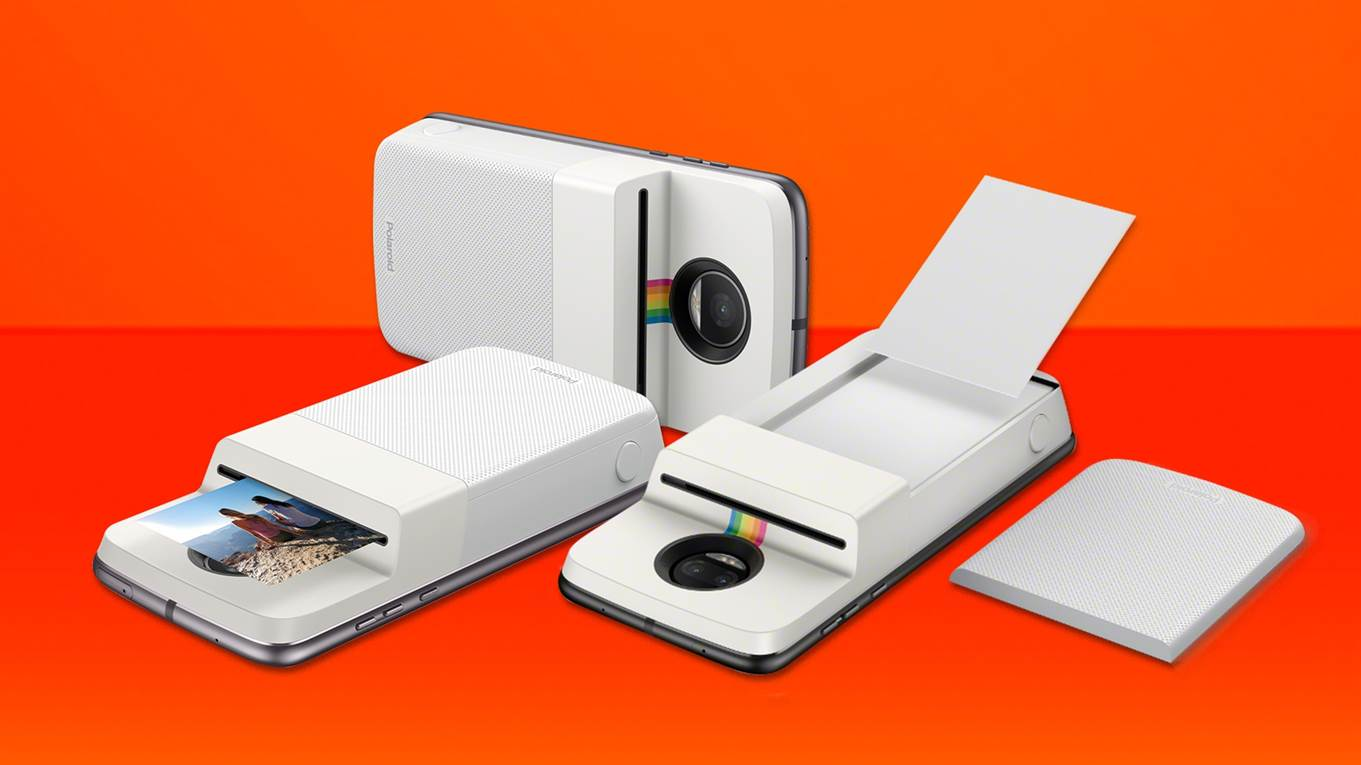 Motorola Polaroid Insta-Share Printer