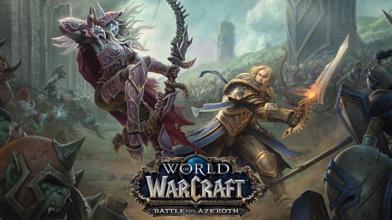 Requisitos de World of Warcraft: Battle for Azeroth