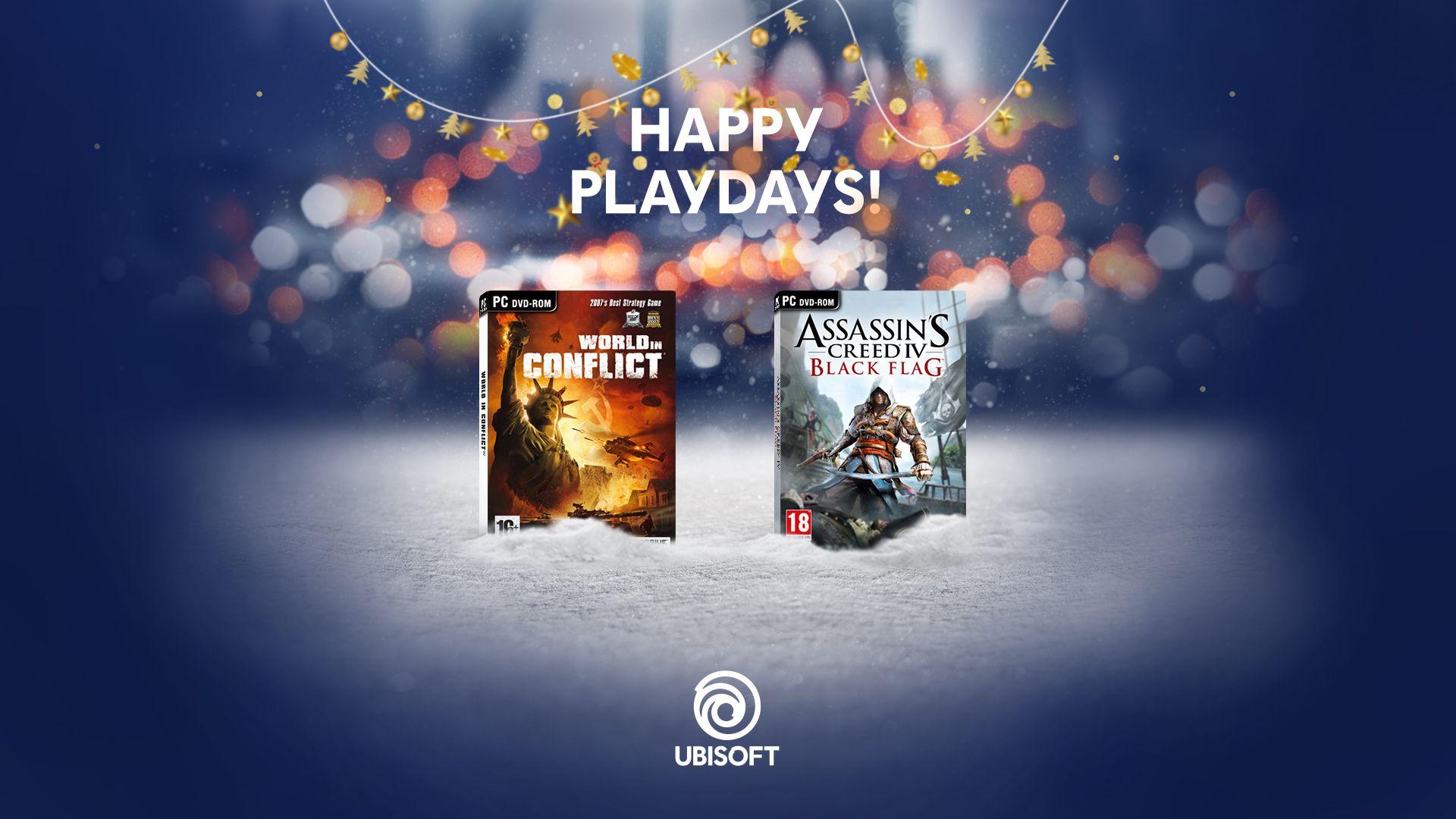Happy Playdays