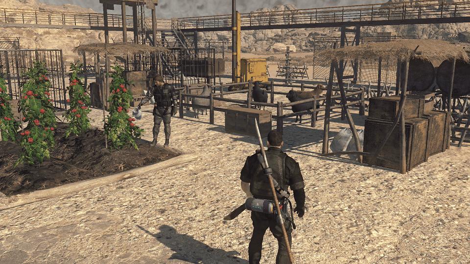 beta para Metal Gear Survive